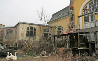 Abriss droht: Schloss Cobenzl völlig desolat