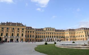 Coronavirus: Schloss Schönbrunn & Tiergarten geschlossen