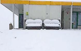 Adria-Tief bringt Starkregen und Schnee