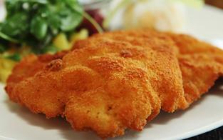 Schnitzel-Mitess-Verbot in Wiener Nobel-Restaurant