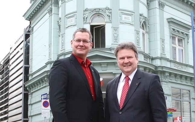 Ludwig und Papai: Rettungsplan für Floridsdorf