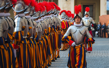 Friedenslicht aus OÖ für den Papst