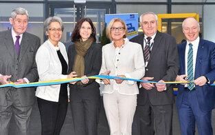 Neues Forschungs- & Techzentrum eröffnet