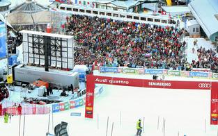 Semmering ist für Ski-Weltcup schon startklar