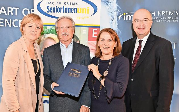 LR Schwarz, Absolvent Bauer, Prommer und Ennsfellner (FH)