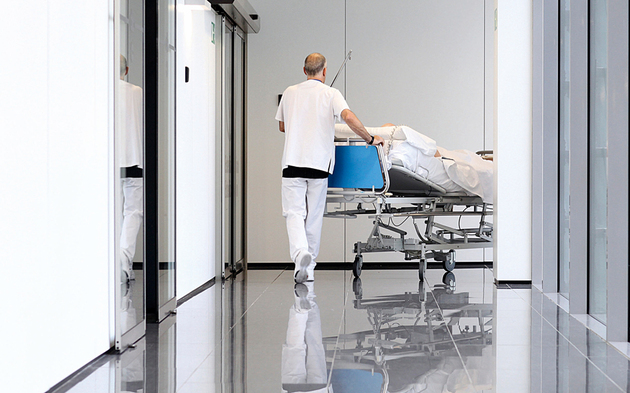 Spital Krankenhaus