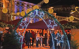 St. Pölten startet in die Wintersaison