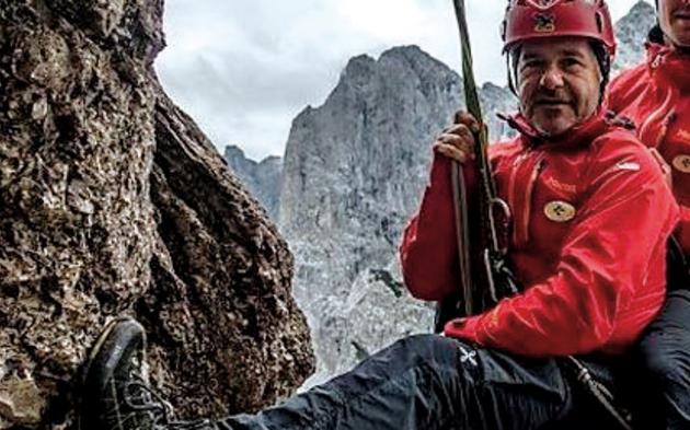 Steiermark: Bergretter fand Verletzten per Zufall | Glück im Unglück