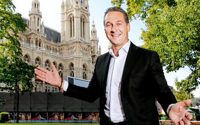 Strache will 2020 Bürgermeister werden
