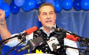 """FPÖ setzt vor der Wien-Wahl auf Thema """"Werte"""""""