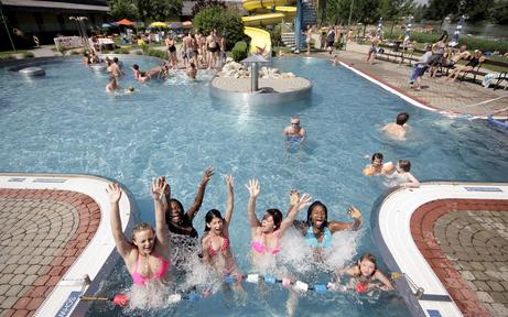Strandbadfest wird heuer ins Wasser fallen