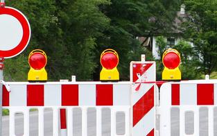 Nach Erdrutsch: Straße in St. Johann im Pongau gesperrt