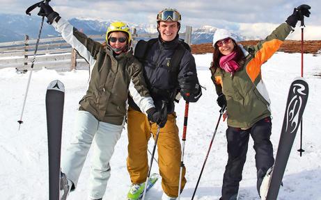 NÖ-Skigebiete sorgen für Tourismus-Rekord