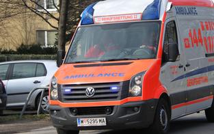 Verkehrsunfall fordert Verletzte