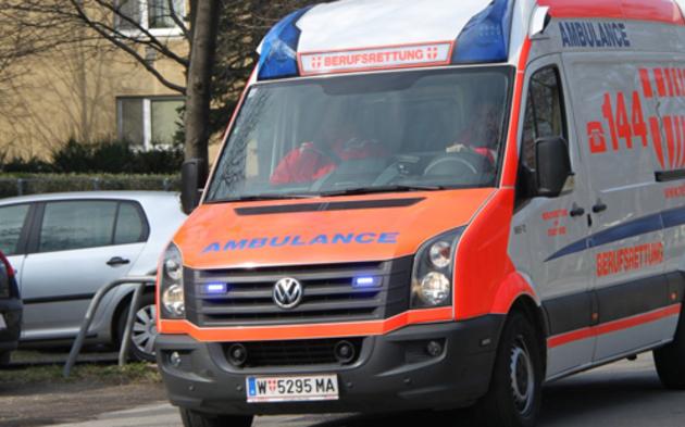 Berufsrettung Wien Rettung Notarzt Krankenwagen