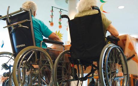 Corona-Cluster: 36 Fälle in Pflegeheim im Bezirk Neunkirchen