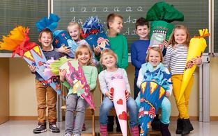 Schulbeginn für 16.722 Taferlklassler