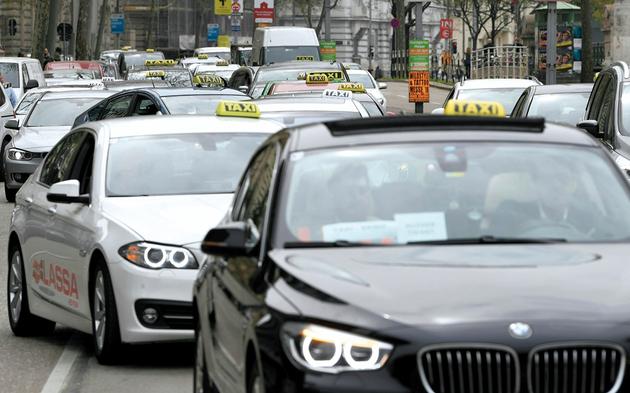 Taxi Demo