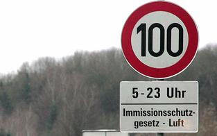 Tempo 100 zwischen Klagenfurt und Villach noch heuer?