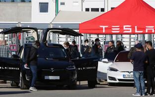 Tesla Model Y-Produktion noch heuer in Europa