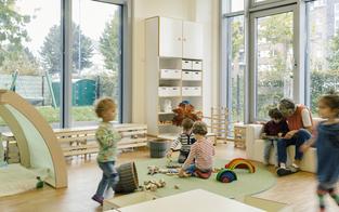 Erstes Bundesland führt Corona-Tests in Kindergärten ein