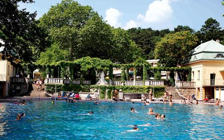 Thermalbad Vöslau startet in die Saison