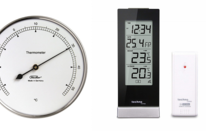 Thermometer unter der Lupe