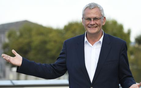 Steiner als Bürgermeister von Eisenstadt angelobt