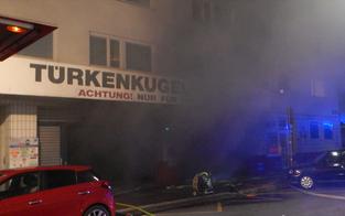 Tiefgarage mitten in Wien ausgebrannt