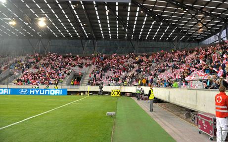 Das erste Tirol-Derby nach zwölf Jahren