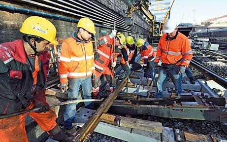 Mega-Baustelle: Ab Samstag ist die U4 gesperrt