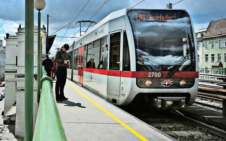 Bürgermeister will den Ausbau der U-Bahn nach Korneuburg