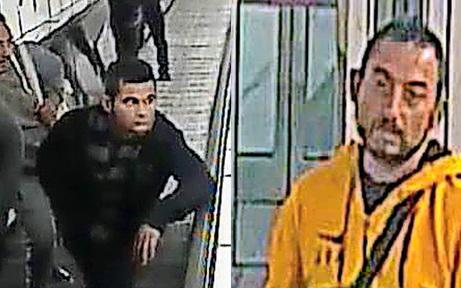 Handy-Bande flüchtete mit der U-Bahn