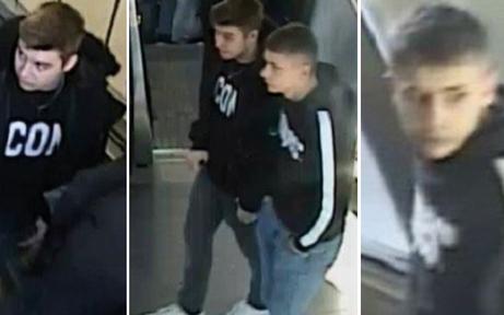 Milchbubi-Trio raubte 15-Jährigen in U-Bahn aus