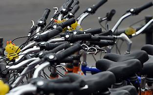 In der Steiermark gibt es mehr Räder als PKW