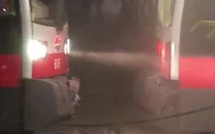 Bim-Crash in Wien fordert drei Verletzte