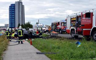 Horror-Crash im Burgenland wird zur Familien-Tragödie