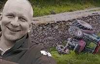 Rotkreuz-Chef bei Traktor-Unfall tödlich verunglückt