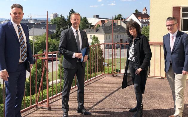 Tschürtz Benko FPÖ Burgenland