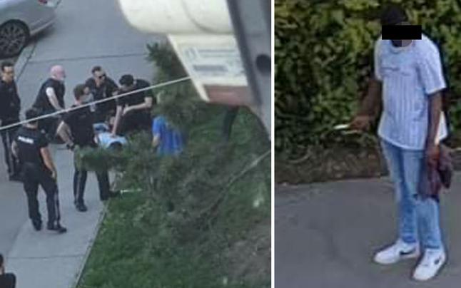 Messer-Mann in Wien festgenommen