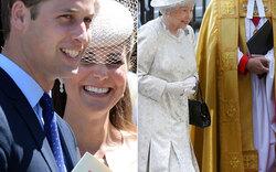 Queen feiert Thronjubiläum mit Will & Kate