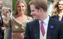 Harrys Ex & Neue auf einer Hochzeit
