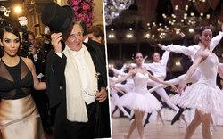 Opernball: Glamour - und Mörtel im Pech