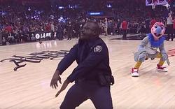 NBA: Polizist liefert irre Tanzeinlage