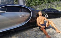 Ronaldo gönnt sich 9,5-Mio.-Euro teuren Luxus-Flitzer