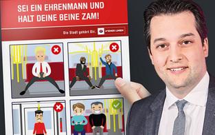 FPÖ zu Öffi-Kampagne: ,Folge der Massenzuwanderung'