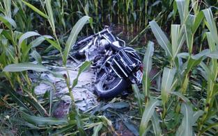 52-Jährigem wurde bei Biker-Crash Unterarm abgetrennt