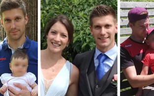 Schicksalsschlag: Familienvater (30) starb bei Horror-Crash