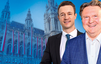 SPÖ & ÖVP starten mit Plakat-Offensive in den Wahlkampf