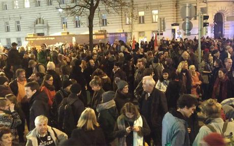 Donnerstags-Demo wird City lahmlegen